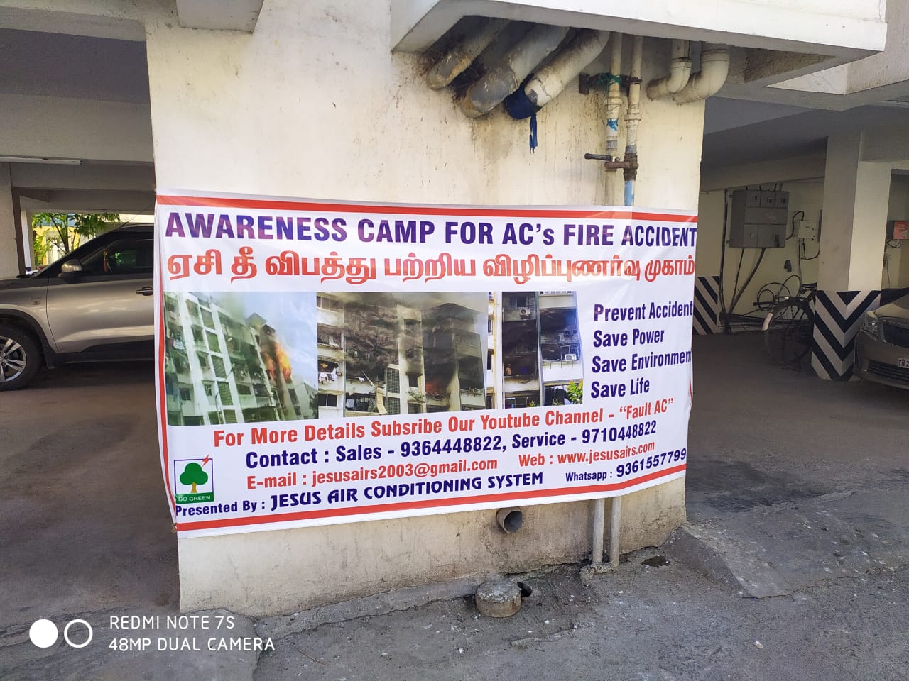 AC Awareness Session in Chennai
